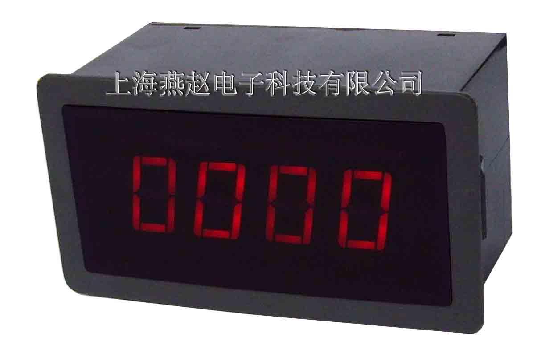 供应zf5135数显面板表数字直流电压表dc20v 200v