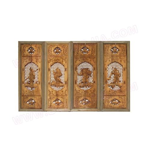 木雕挂件饰品