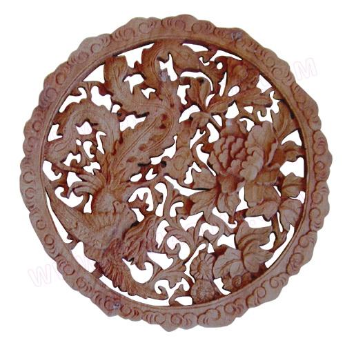 木雕花6图片