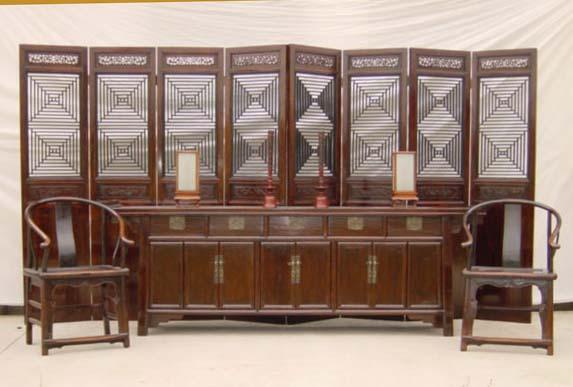 木雕家具14图片大全