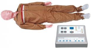 触电急救训练模拟人触电急救模型图片