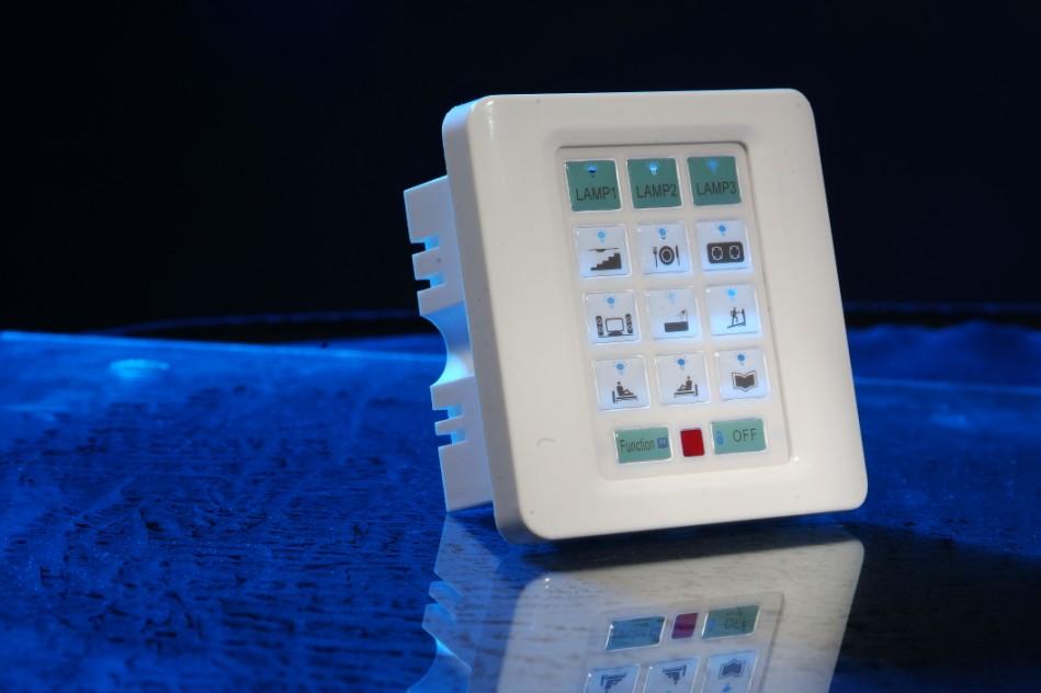 智能灯光控制图片/智能灯光控制样板图