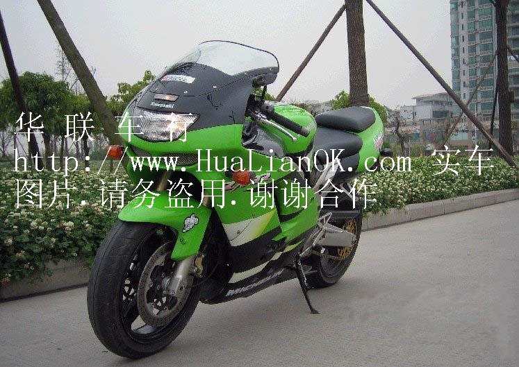 供应川崎zx-9r摩托车