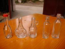供应玻璃香水瓶,膏霜瓶,指甲油瓶