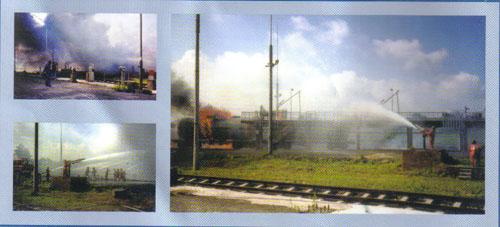 供应消防设施