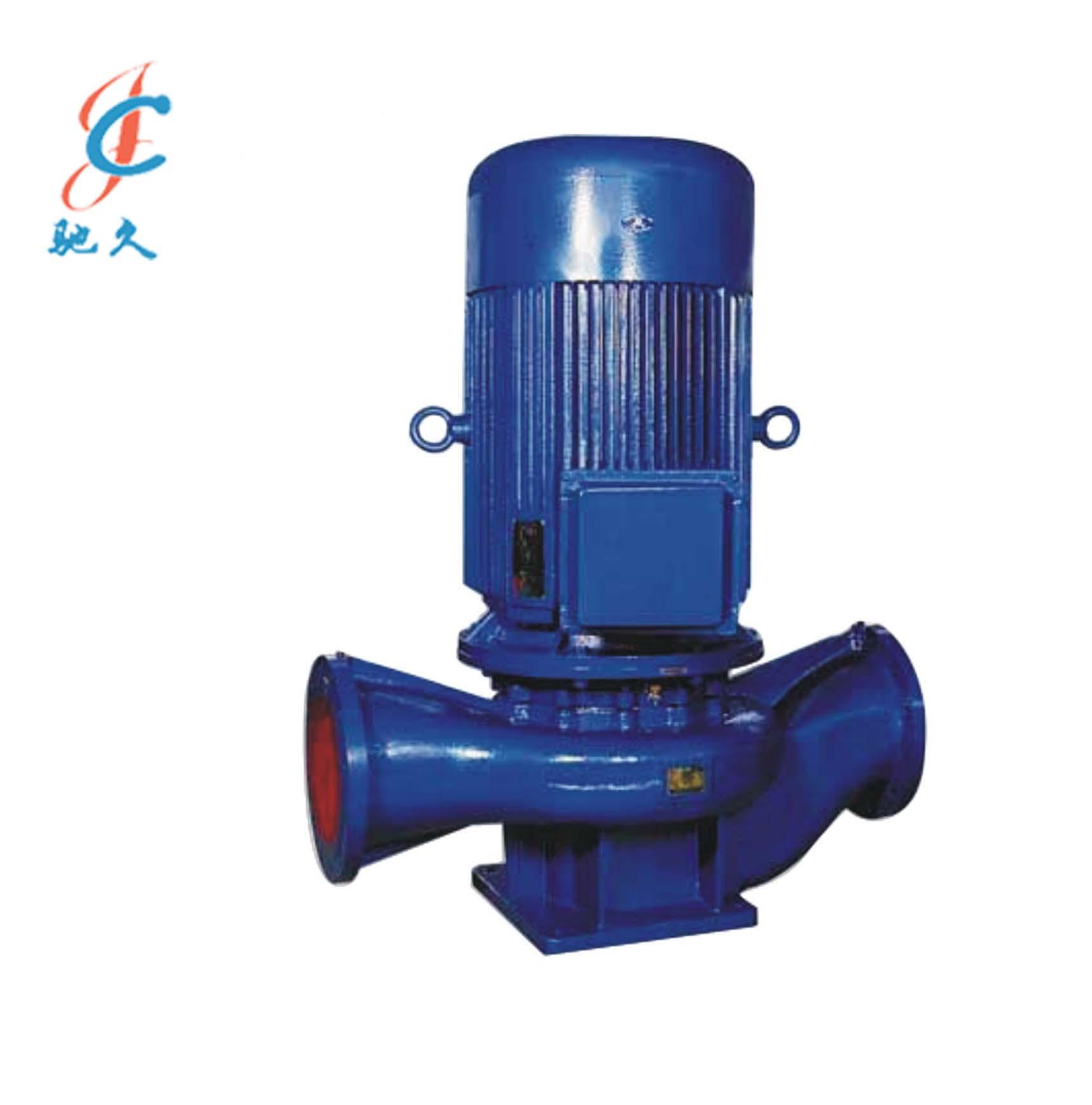供应irg立式热水管道循环水泵