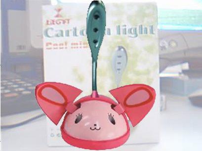 供应USB老鼠台灯小夜灯电子产品批发