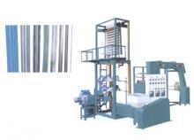 供应RHT-BD50凹凸扣自封袋彩条吹膜机组