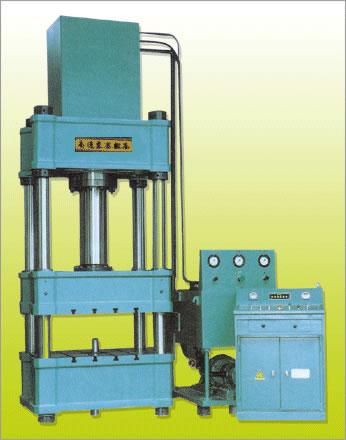 供应四柱式亚博极速下注油压机械