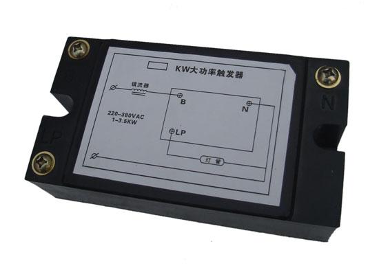 高压汞灯,uv灯等,此触发器电压220v-380v通用