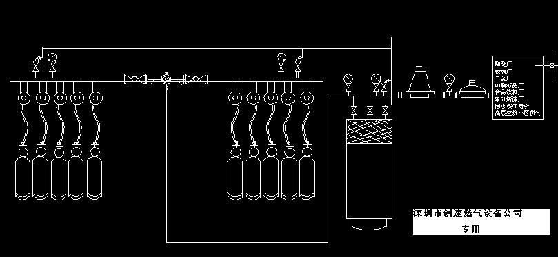 工厂检修箱电路图