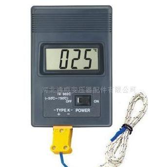 数字温度表; 数显温度计