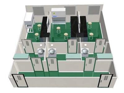 供应PCR实验室批发