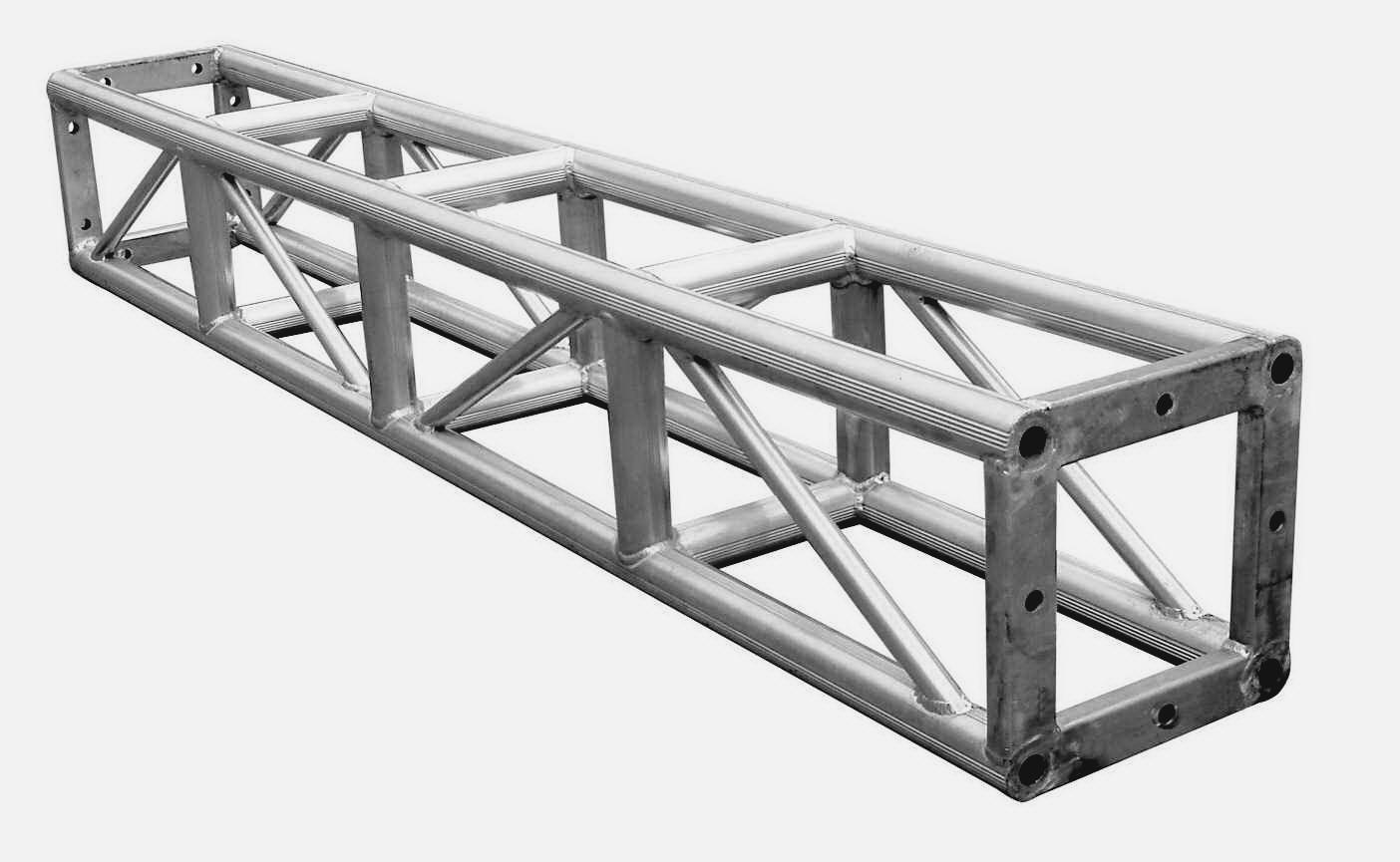 铝合金桁架 铝合金桁架供货商 供应铝合金桁架灯光架 铝合金桁架价格 星辉演出器材有限公司