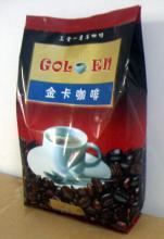 供应金卡咖啡(速溶三合一咖啡)精装100