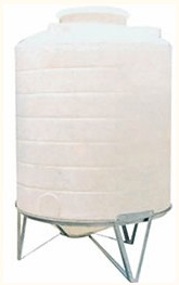 供應其他水處理化學品:錐底水箱圖片
