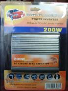 200W车载逆变器图片