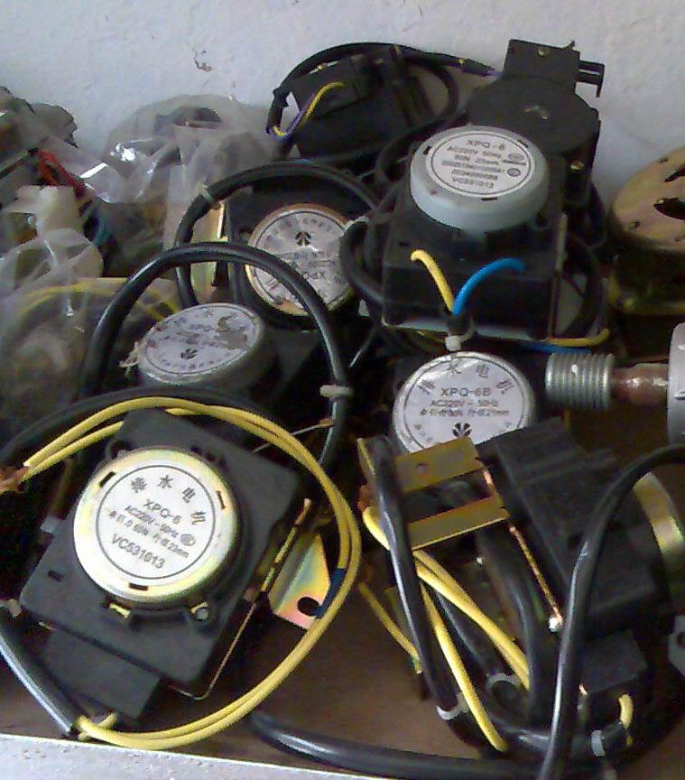 宜昌洗衣机排水电机图片