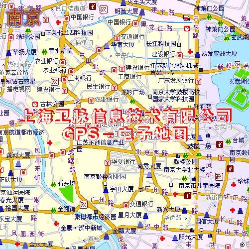 上海电子地图生产供应商:电子地图