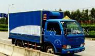 1吨危险品运输车图片