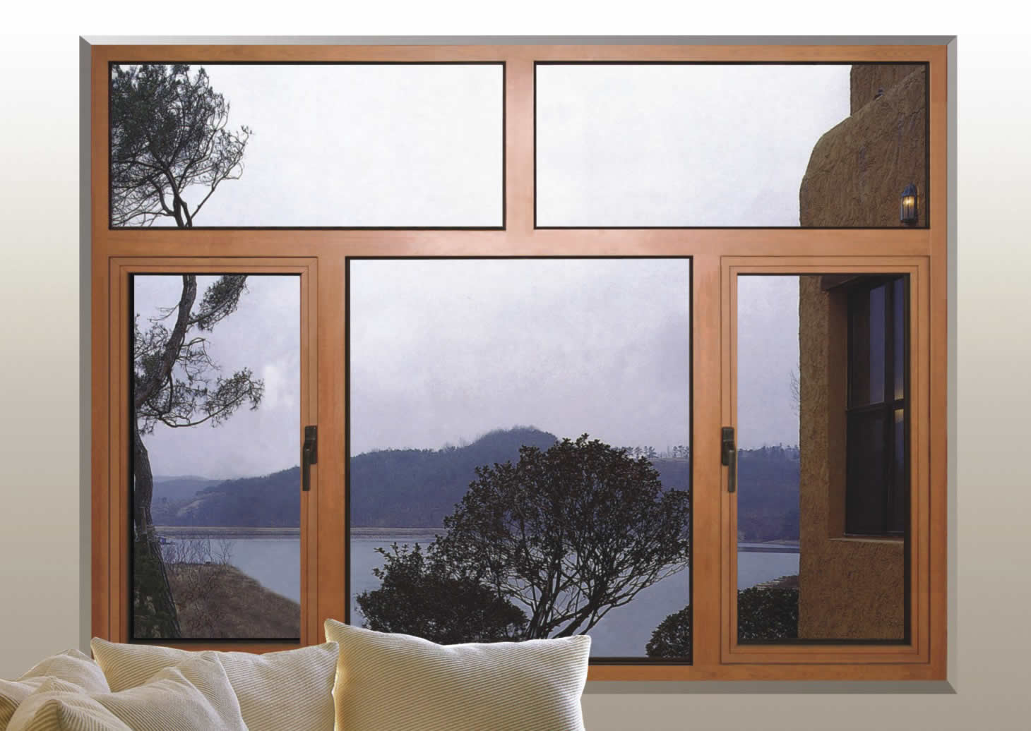 for Room window design india