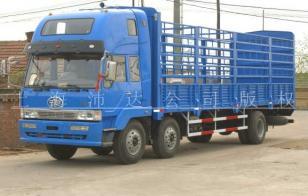 上海5吨危险品运输车公司图片