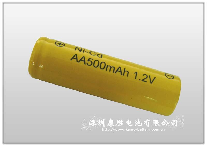 镍镉充电电池图片