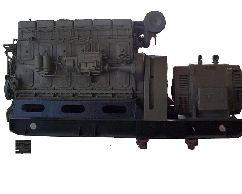 供应发电机组4