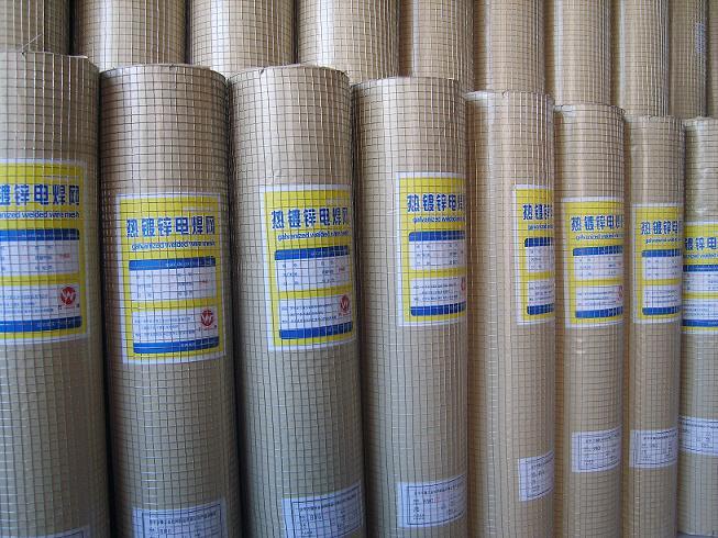 供应电焊网保温网批发