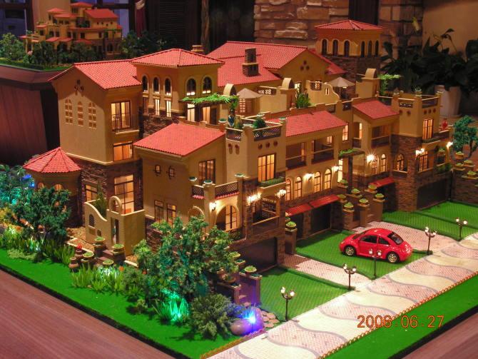 模型.建筑.规划.设计