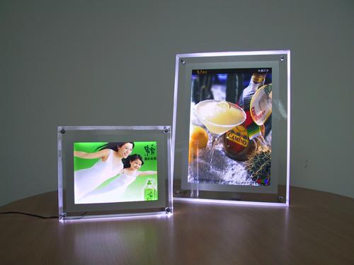 供應LED超薄燈箱 图片|效果图