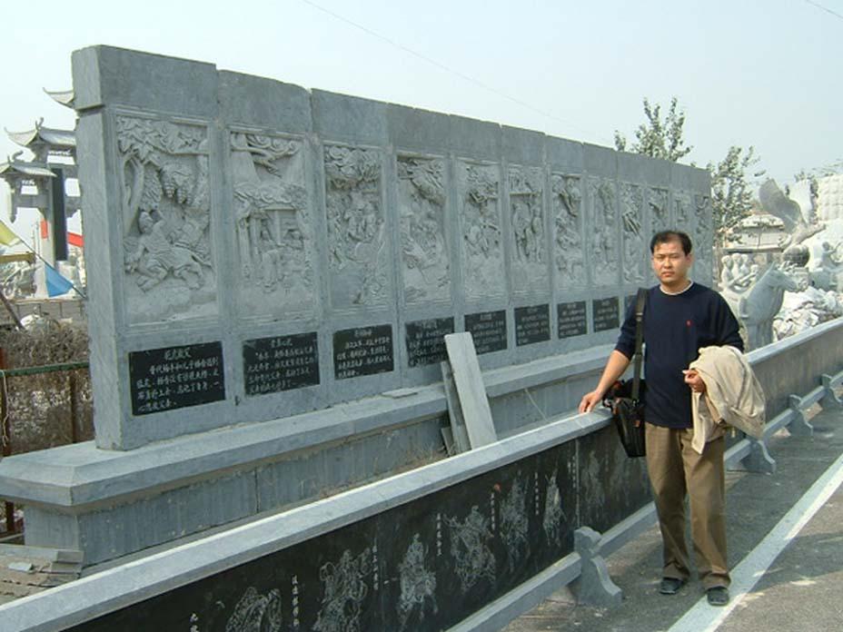供应浮雕24孝寺庙浮雕