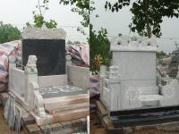 供应墓群石碑刻字石门牌