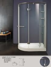 供应扇型沐浴房