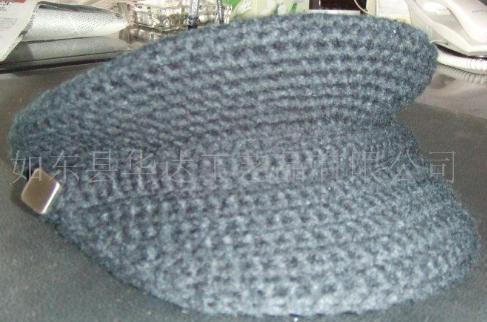 婴儿毛线帽的织法