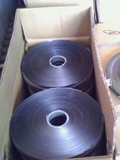 供应铝箔带,聚脂带等 铝箔带麦拉带聚酯带