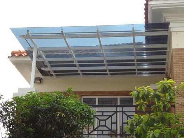 玻璃雨棚x 供应别墅阳台玻璃雨棚玻璃雨棚x  公   司: 广东雨棚设计