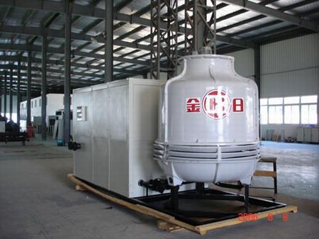 供应蓄冷式冷水机组一体机