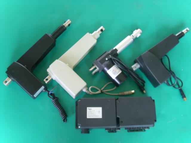 直线推杆电机线性电机线性推杆图片