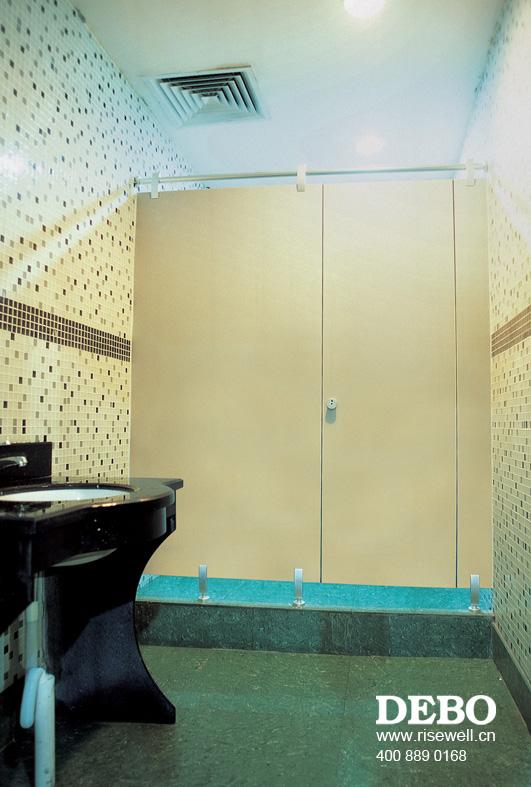 供应卫生间隔断锌合金阳光系列图片