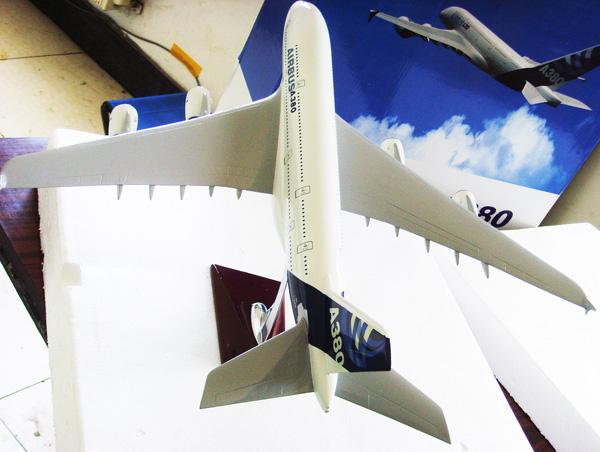 供应a380飞机模型图片大全