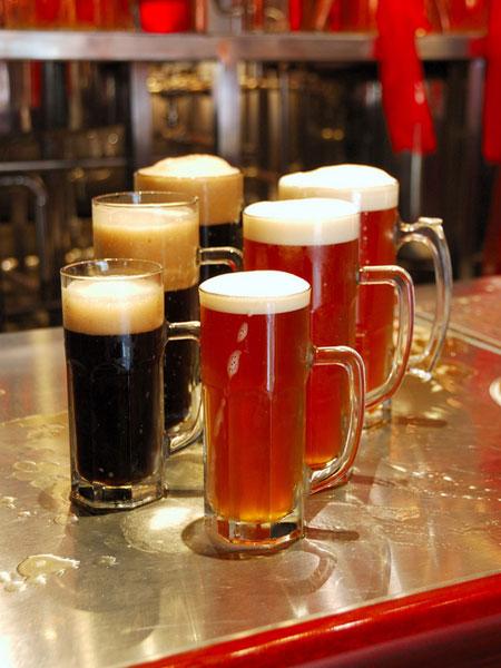 青岛啤酒坊图片