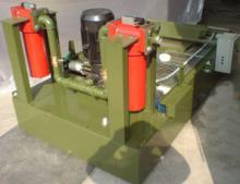 供应磨削中心用纸带过滤机配置-磨削中心用纸带过滤机