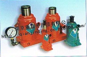 供应油压千斤顶、分为一体式千斤顶和分离式千斤顶图片