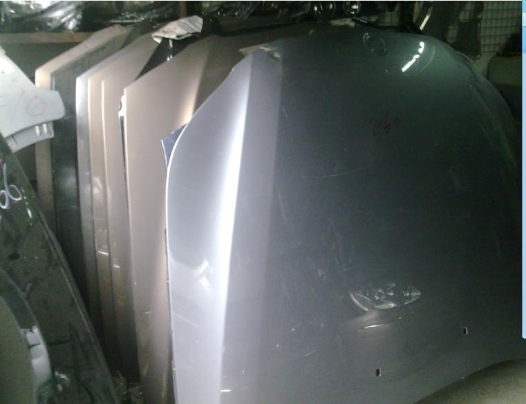 供应奔驰S350汽车机盖配件图片