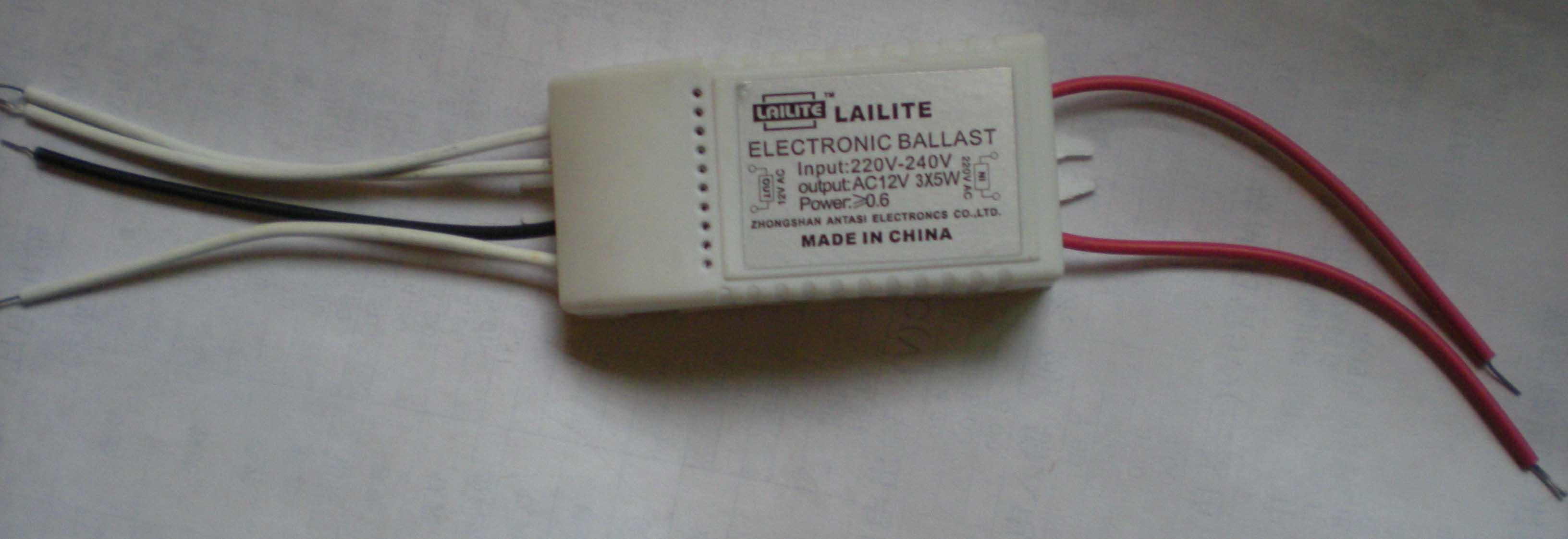 抚州镇流器 电子变压器图片