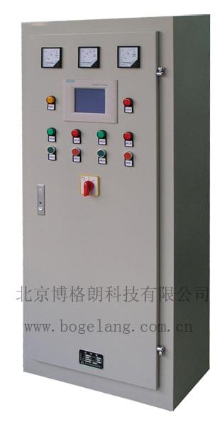 恒压供水系统触摸屏控制柜图片