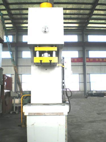供应单柱油压机图片