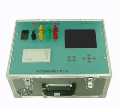 三通道直流电阻测试仪图片/三通道直流电阻测试仪样板图