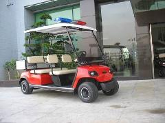 供应电动警车、高尔夫巡逻车、巡逻车 电动代步车高清图片